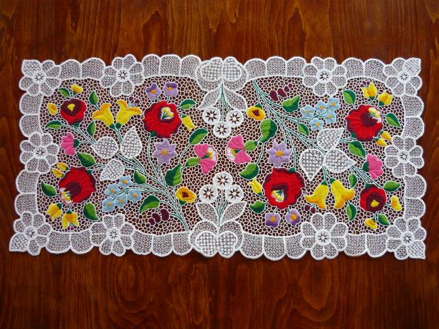 Kalocsai riselt futó 80 x 35 cm
