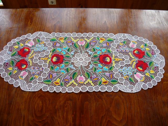 Kalocsai riselt futó 90 x 35 cm