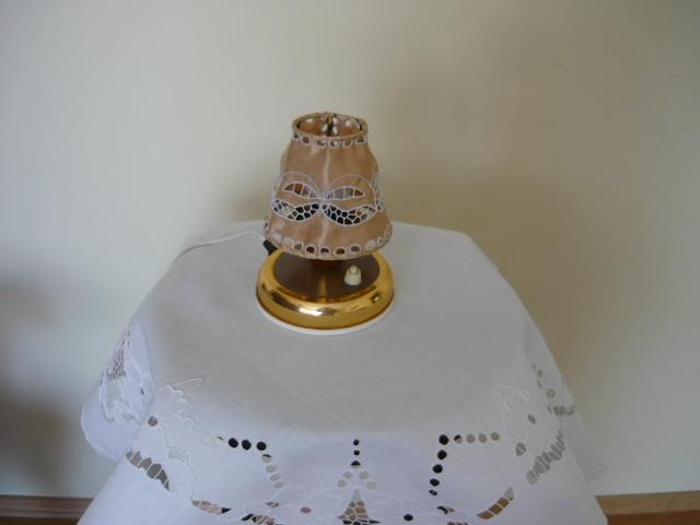 Riselt lámpaernyő 11 cm átmérő asztali 1 1