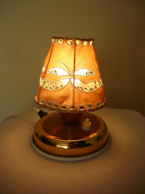 Riselt lámpaernyő 11 cm átmérő asztali 2 1