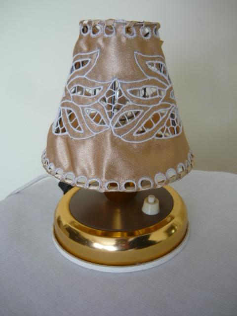 Riselt lámpaernyő 13 cm átmérő asztali 1